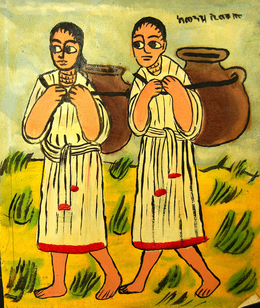 Ethiopian water carriers
