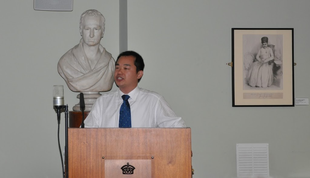 Image result for george mak protestant bible prize