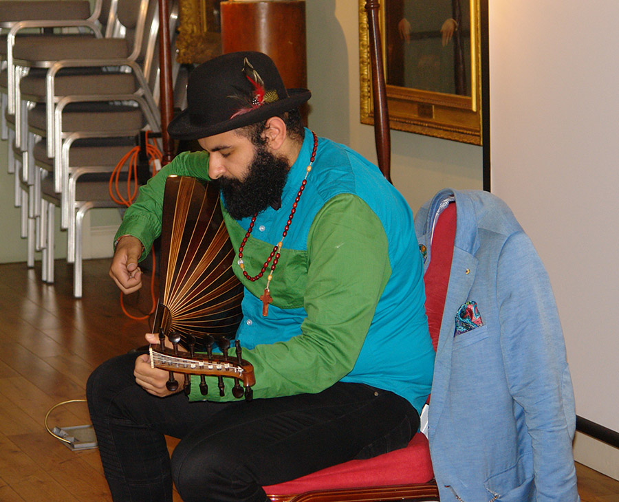Joseph Tawadros in concert at the RAS