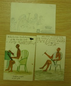 Jones Collection, Lady Jones drawings