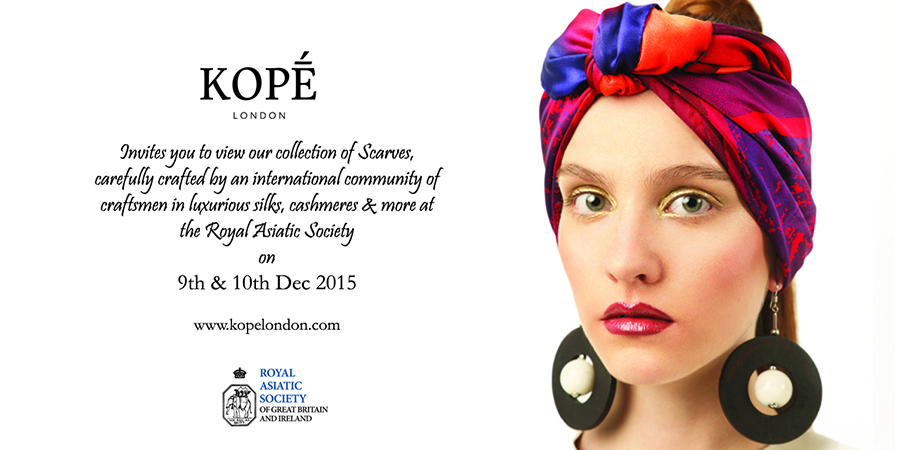 Kope London  - Royal Asiatic Society Invitation (3)