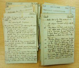 John Drew Bate Archives