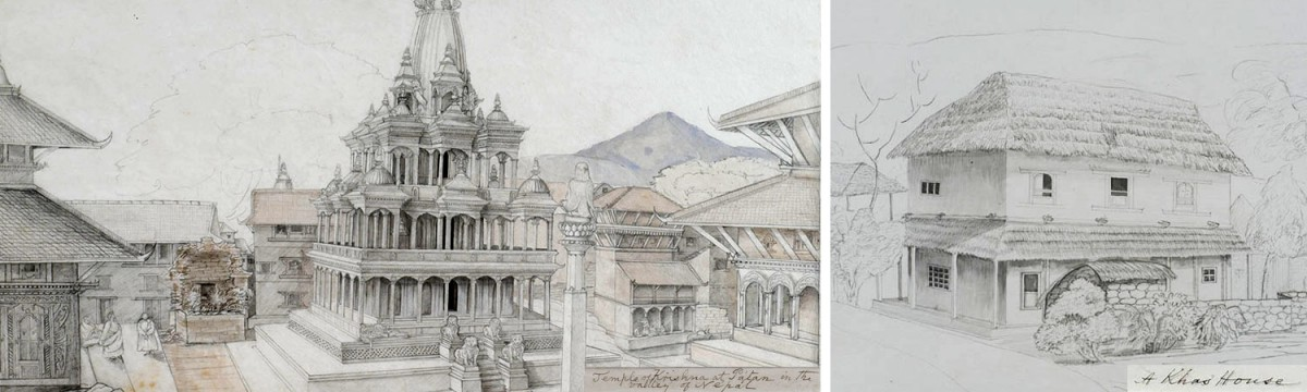 Hodgson Drawings
