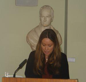 Dr Amy Matthewson