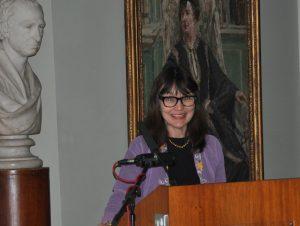 Dr Annabel Gallop