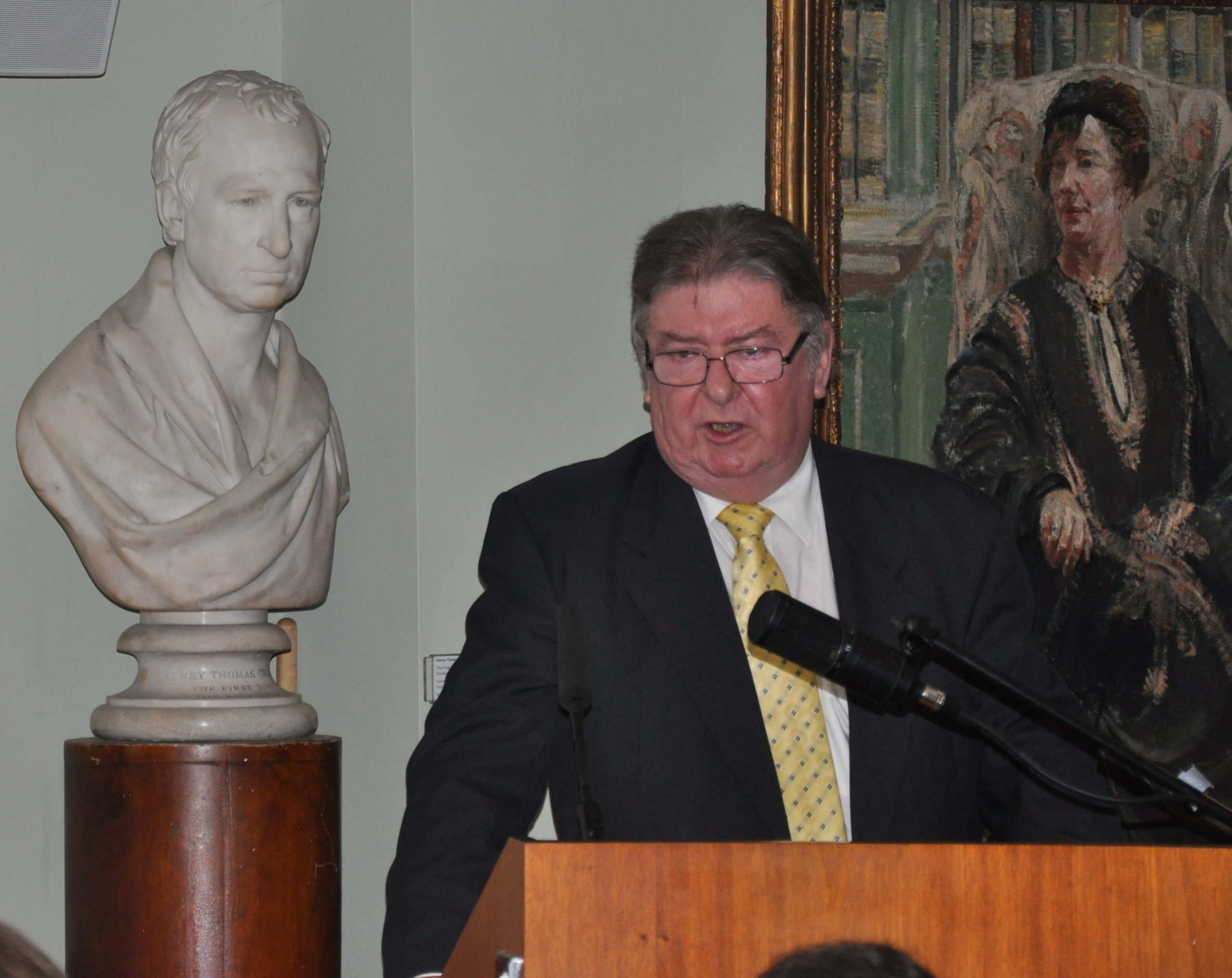 Professor Ian Gow