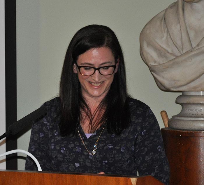 Dr Rayna Denison