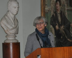 Professor Mercedes Volait